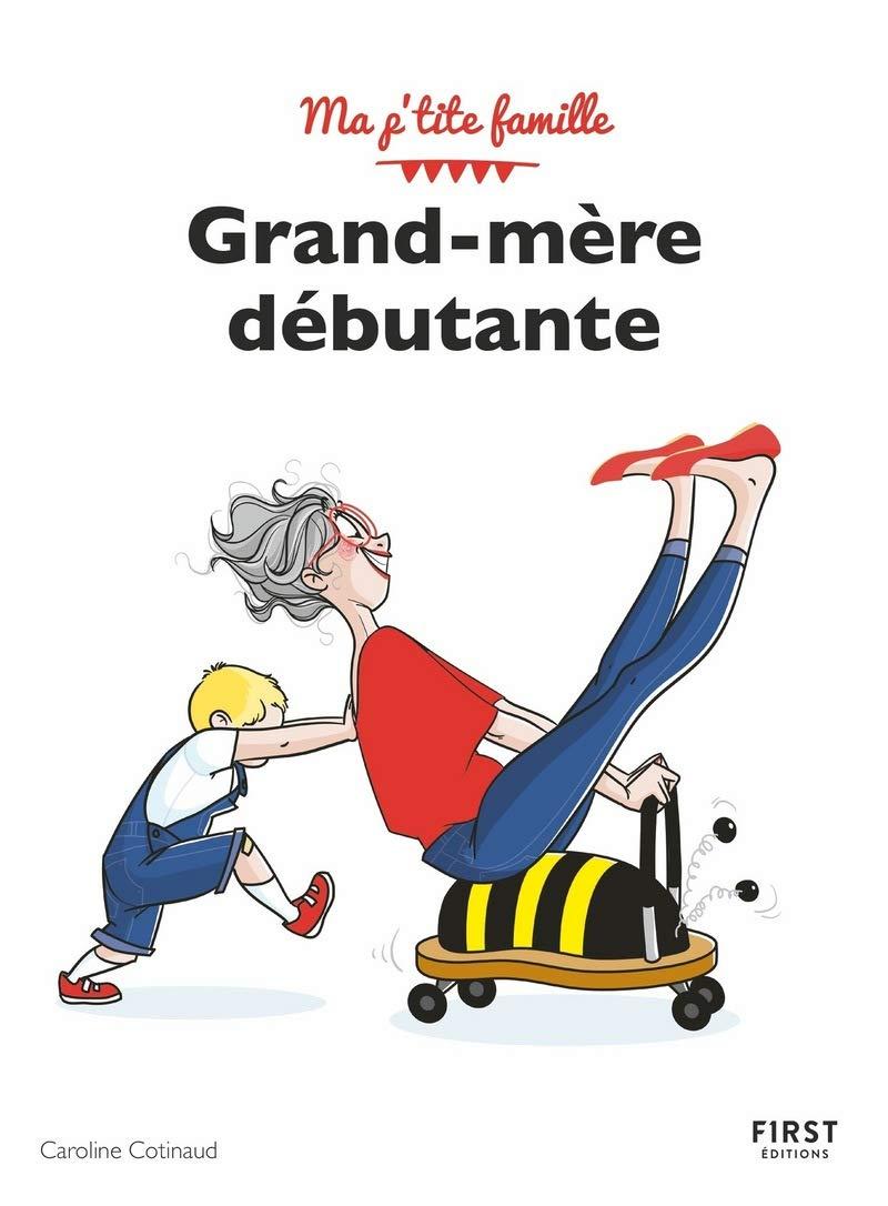 Cadeau pour la nouvelle grand-mère - Livre Grand-mère débutante