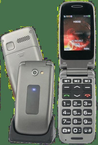 téléphone portable senior - Cadeau pour grand-mère