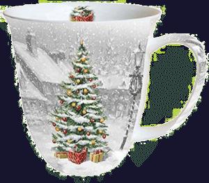petit cadeau de Noël pour mamie - Mug de Noël