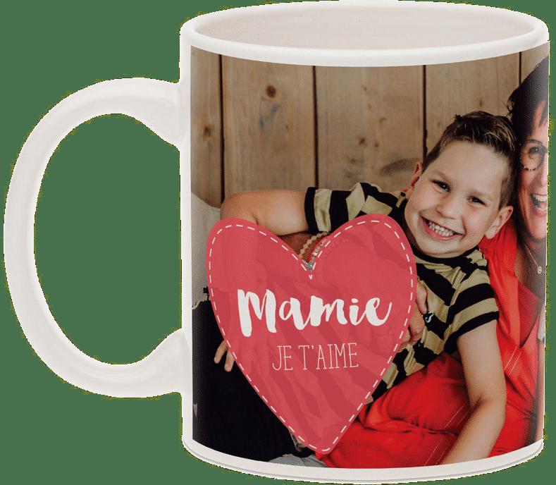 Mug photo pour Grand-mère