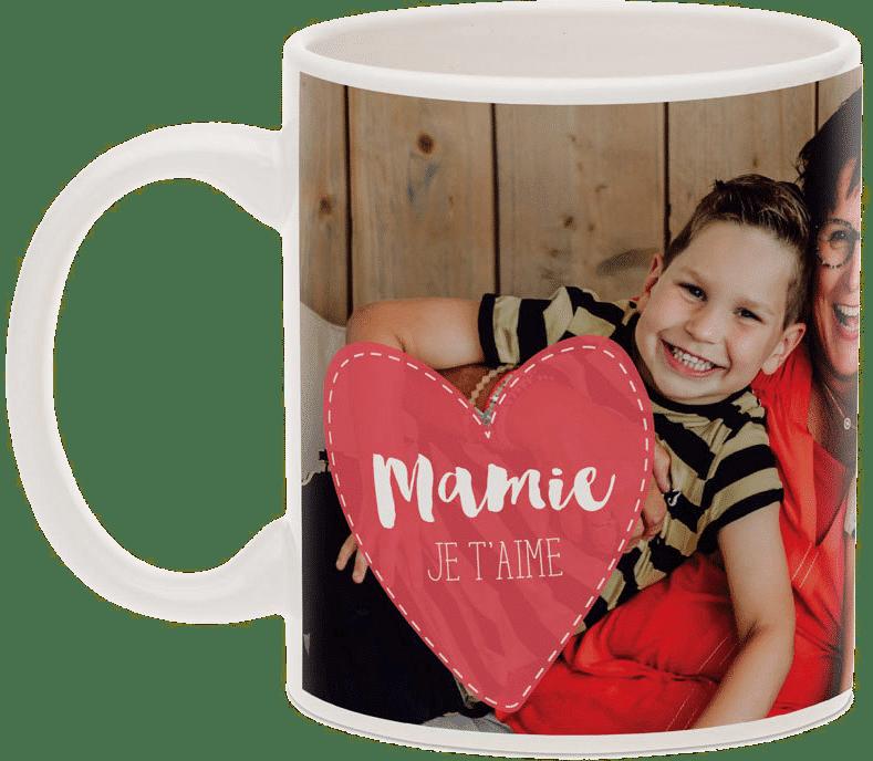 cadeau personnalisé pour mamie
