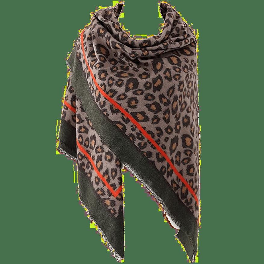 cadeau pour grand-mère - écharpe