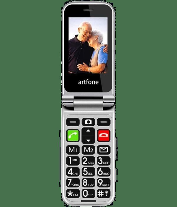 cadeau pour une femme de 90 ans - telephone portable senior