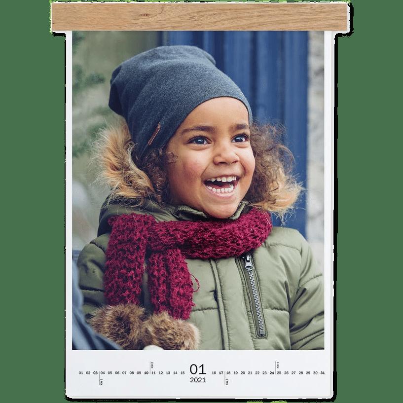 calendrier photo - cadeau pour Grand-mère