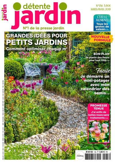 abonnement magazine de jardinage - cadeau pour Grand-mère