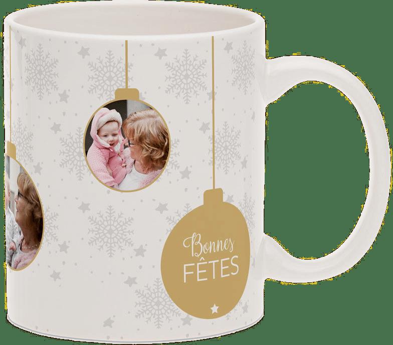cadeau de Noël pour une grand-mère de 60 ans