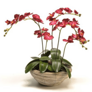 des jolies fleurs artificielles cadeau pour grand m. Black Bedroom Furniture Sets. Home Design Ideas