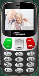 telephone portable senior - cadeau pour une personne âgée