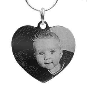 cadeau spécial pour Grand-mère - pendentif avec photo
