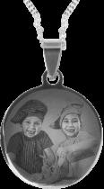 pendentif gravé - cadeau spécial pour Grand-mère