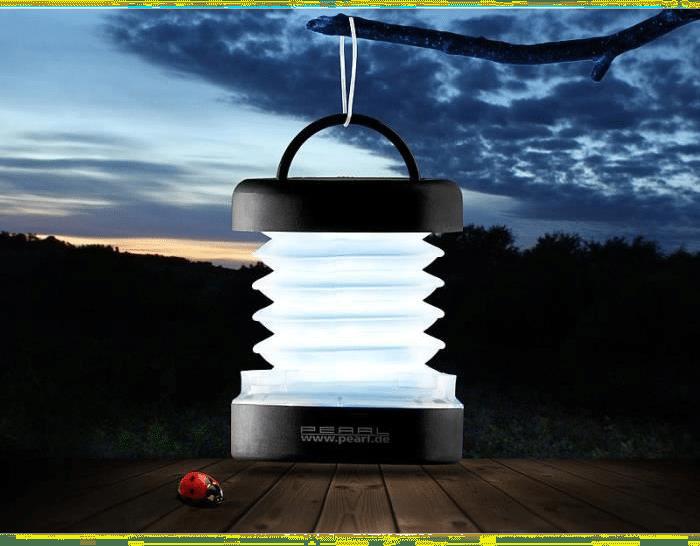 cadeau camping - lampe de camping