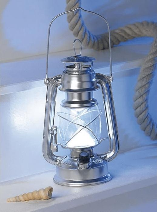 cadeau pour un campeur - lampe de camping