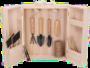 cadeau jardiner - mini kit outils