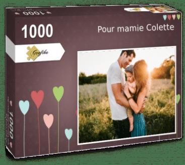 puzzle photo - cadeau pour un amateur de puzzle
