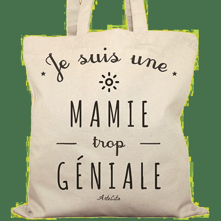 sac pour mamie - cadeau pour grand-mère
