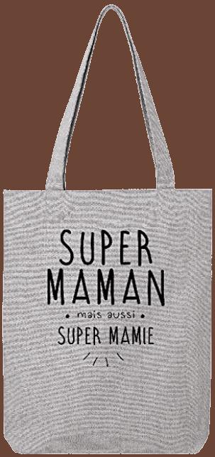 tote bag sac en toile - cadeau mamie
