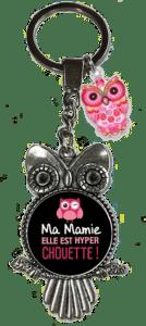 idées de cadeaux pour la Fête des grands-mères - Porte-clés