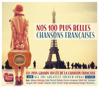 CD chansons françaises - Cadeau grand-mere