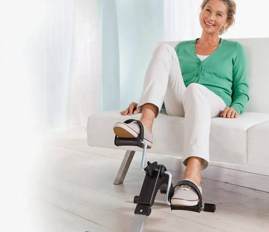 appareil de fitness pour une personne g e cadeau pour. Black Bedroom Furniture Sets. Home Design Ideas