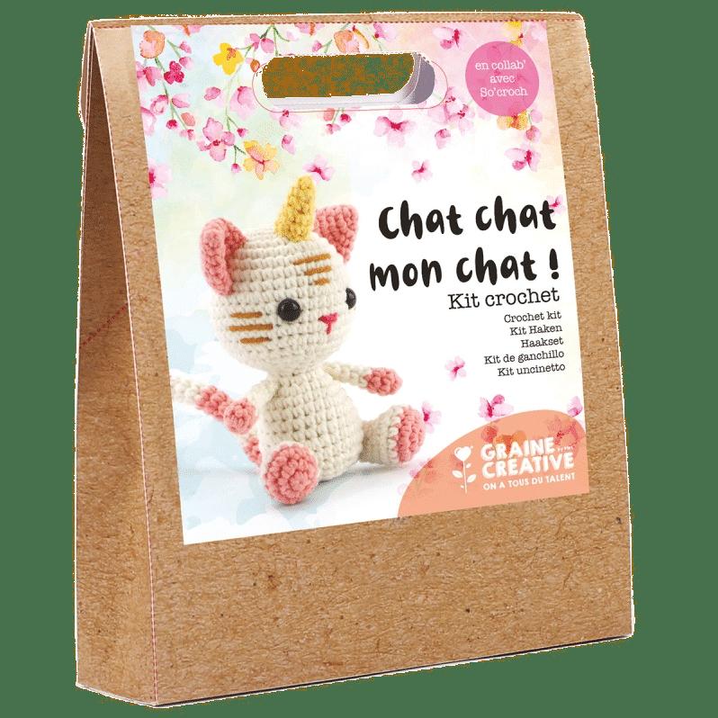 kit crochet - cadeau pour quelqu'un qui aime crocheter