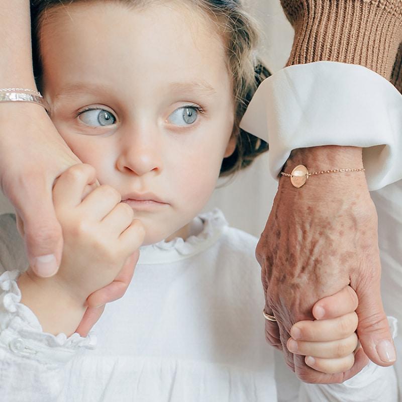 bijou pour grand-mère - cadeau mamie