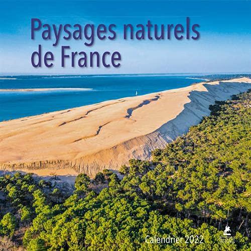 Paysages naturels de France - calendrier pour Grand-mère