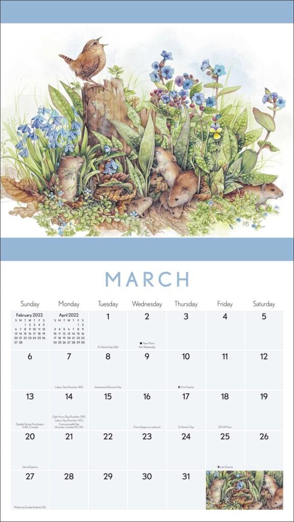 calendrier pour Grand-mère - Marjolein Bastin