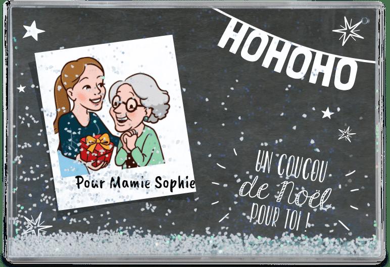 cadeau pour grand-mère - Noël Décoration