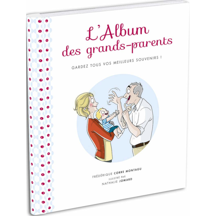 cadeau pour les grands parents - L'Album des grands-parents