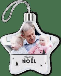 cadeau de Noël grands-parents