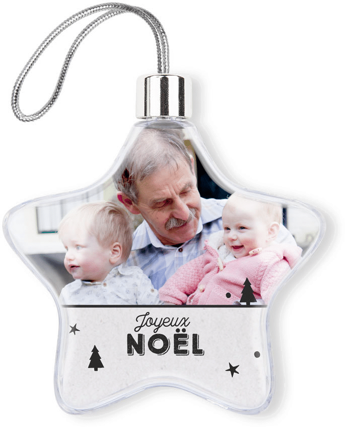 cadeau de Noël grands-parents