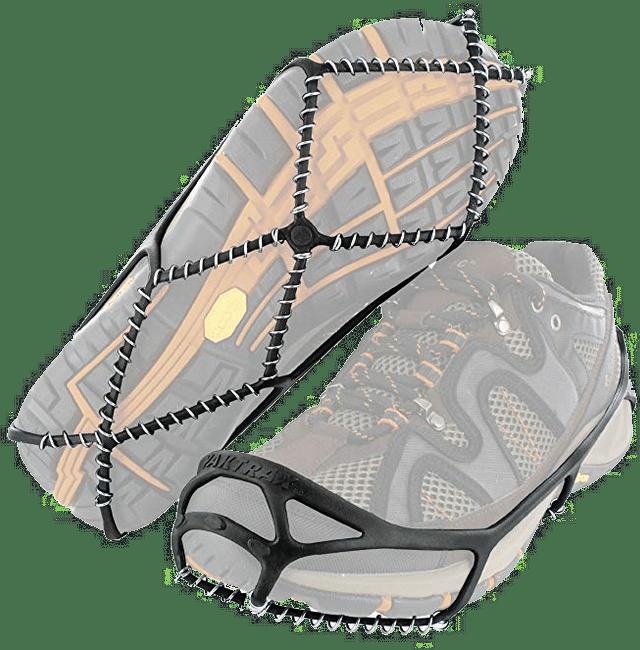 chaînes à neige pour chaussures - cadeau pour une personne âgée