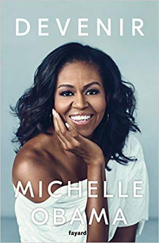 cadeau pour grand-mère - biographie Michelle Obama