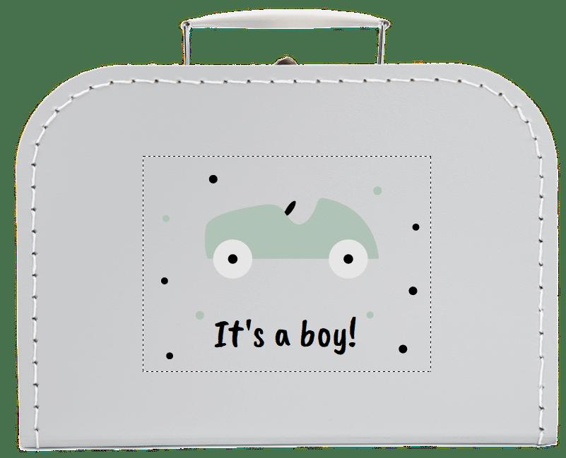 cadeau petit-enfant - valisette