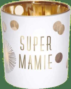 Photophore Super Mamie - Cadeau Grand-mere