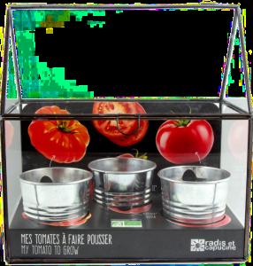 serre pour tomates - cadeau mamie 75 ans