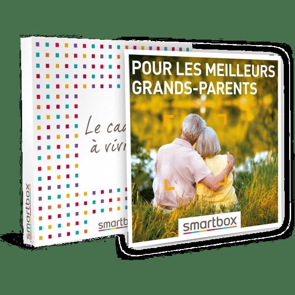 Cadeau pour Grand-mère et Grand-père - smartbox