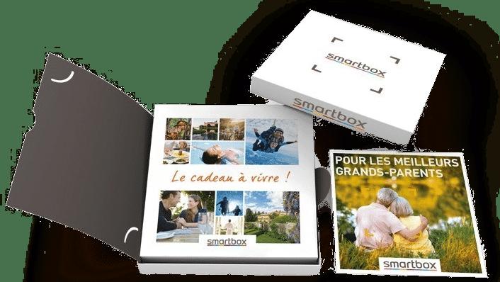Smartbox cadeau coffret - Cadeau pour Grand-mère et Grand-père