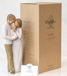 cadeau parents - figurine