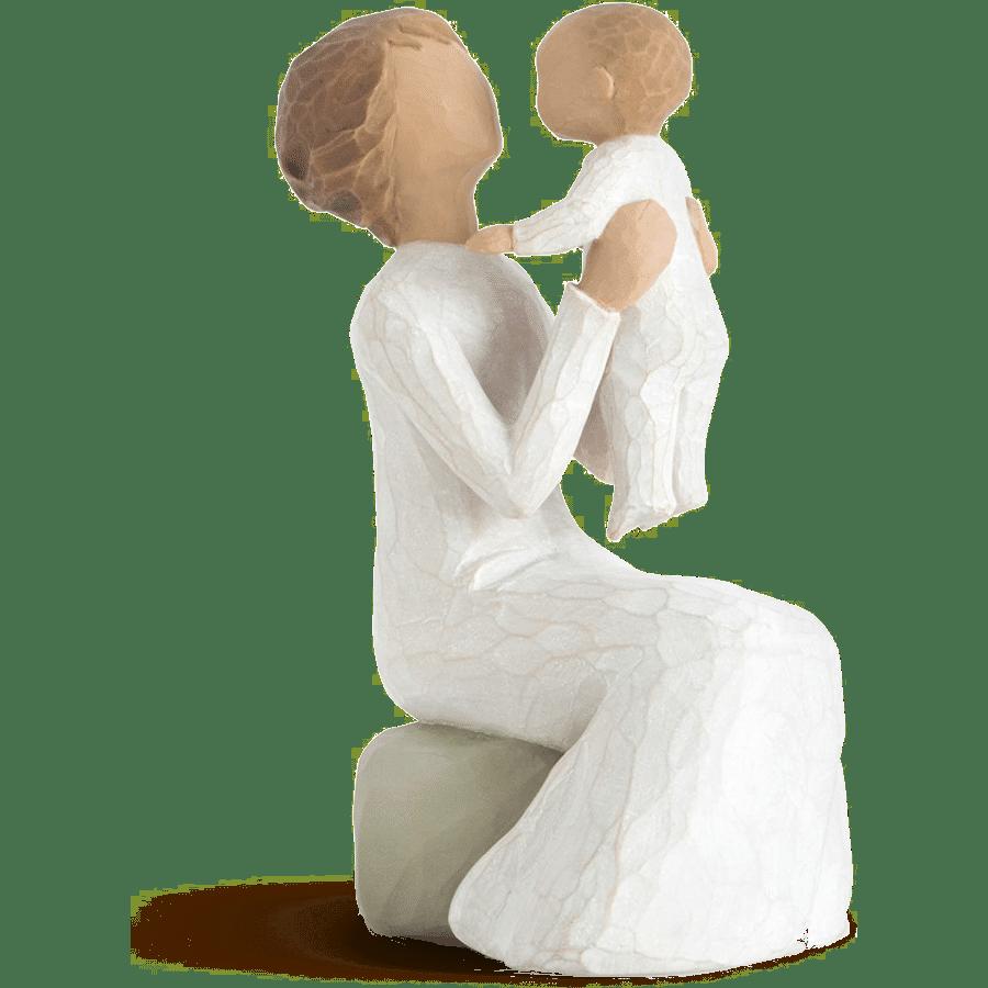 cadeau précieux pour grand-mère - figurine