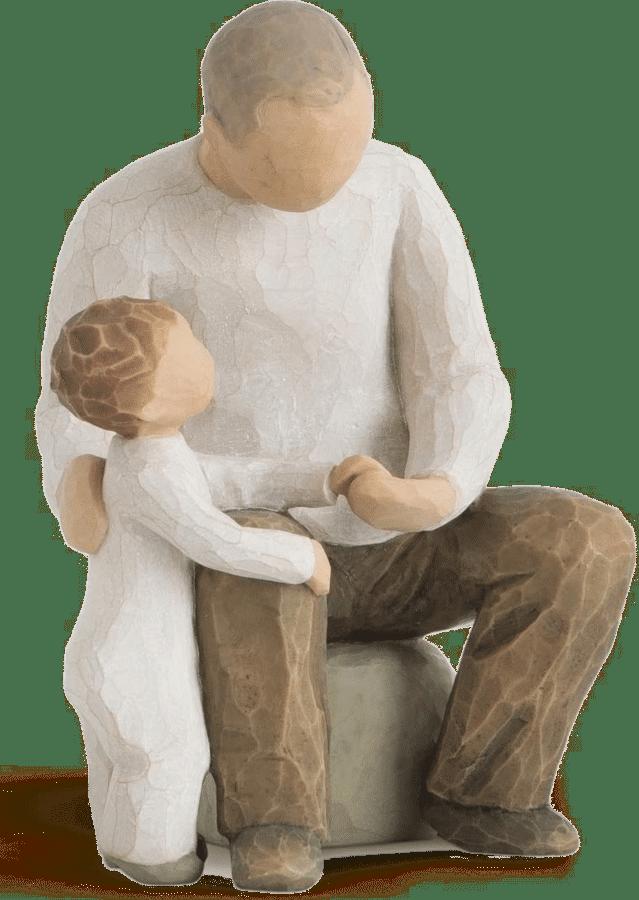 figurine - cadeau pour grand-pere