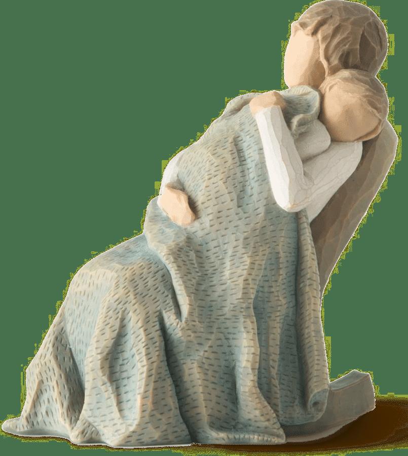 statuette willow tree - cadeau précieux pour grand-mère