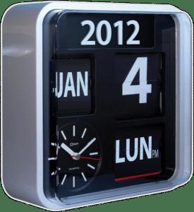Horloge alzheimer - Cadeau pour Grand-mère